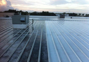 pearland-warehouse-roof-cleaning