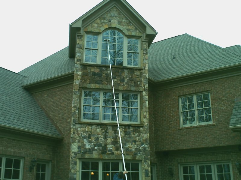 Pearland Window Washer