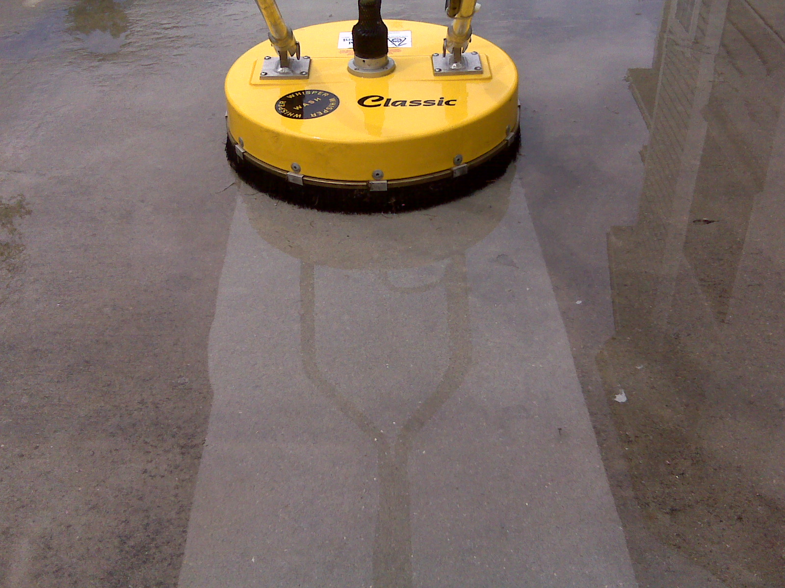 Concrete Cleaning 4